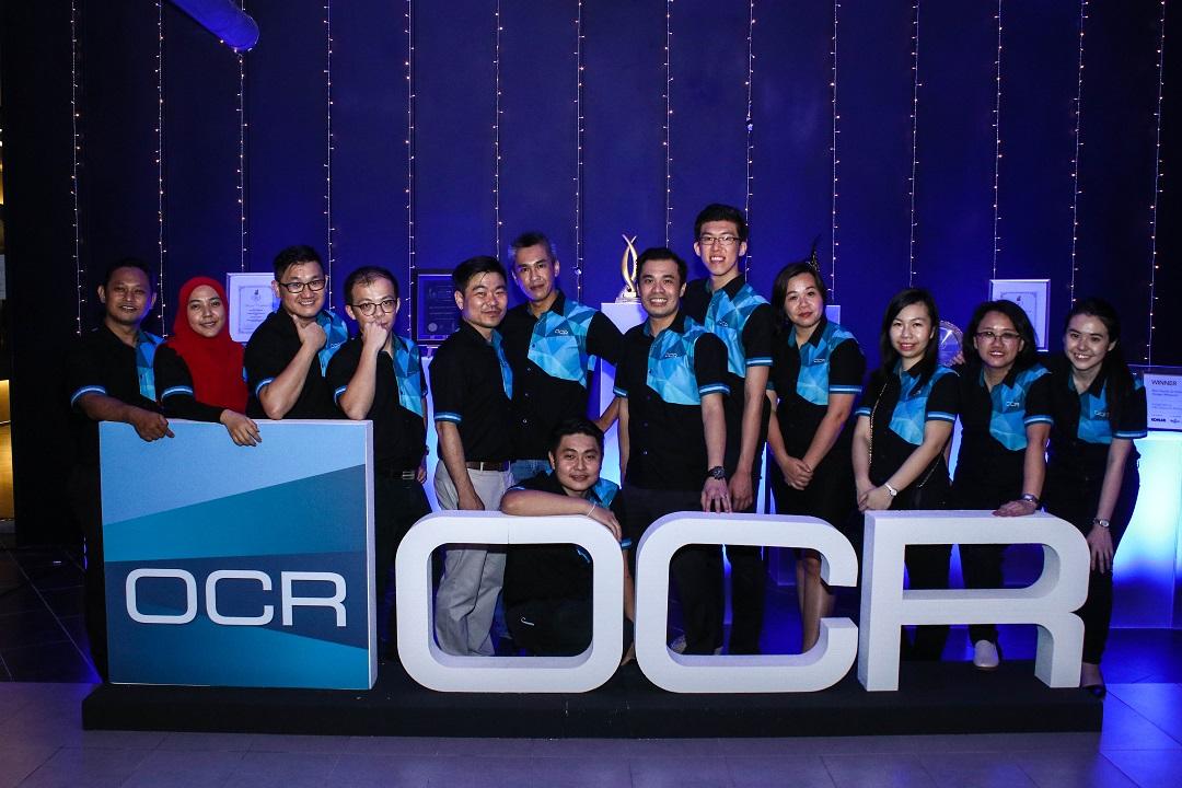 Prestigious Honors On Display At Ocr Awards Appreciation Night Ocr Land Holdings